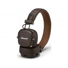 Наушники гарнитура накладные Bluetooth Marshall Major III Brown (4092187)