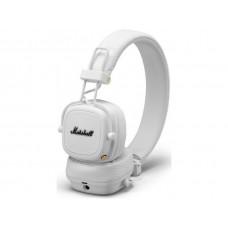 Наушники гарнитура накладные Bluetooth Marshall Major III White (4092188)