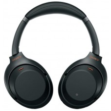 Наушники гарнитура накладные Bluetooth Sony WH-1000XM3 Black