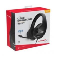 Наушники гарнитура накладные HyperX Cloud Stinger Core 7.1 Black (HHSS1C-AA-BK/G)