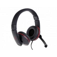 Наушники гарнитура накладные Somic Salar A500 Black (9590010359)
