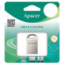 Флешка USB 2.0 16GB Apacer AH115 Silver (AP16GAH115S-1)