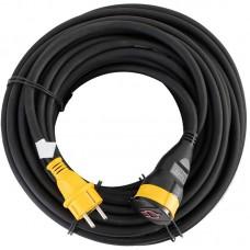 Удлинитель Stanley Fatmax 16A 25m IP44 1 розетка Black/Yellow (SXECCR91A3E)