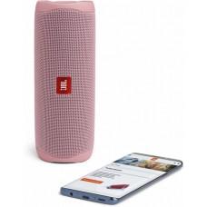 Колонка портативная Bluetooth JBL Flip 5 Pink (JBLFLIP5PINK)