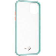Чехол накладка PC 2 в 1 Krazi Matte Colorit для iPhone 7 8 Mint/Violet