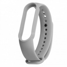 Ремешок TPU Armorstandart для Xiaomi Mi Band 5 Light Grey (ARM57006)