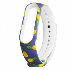 Ремешок TPU Armorstandart для Xiaomi Mi Band 5 Pineapple (ARM57014)