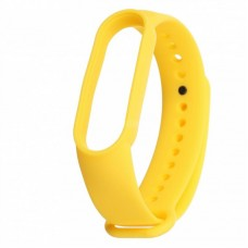 Ремешок TPU Armorstandart для Xiaomi Mi Band 5 Yellow (ARM57007)