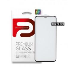 Защитное стекло Armorstandart Pro 3D Full Glue для iPhone 11 Pro Max XS Max Black (ARM55372-GP3D-BK)