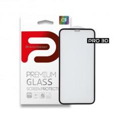 Защитное стекло Armorstandart Pro 3D Full Glue для iPhone 11 Pro XS X Black (ARM55371-GP3D-BK)