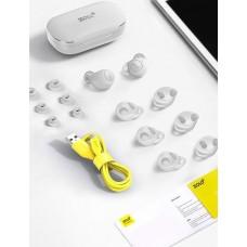Наушники гарнитура вакуумные Bluetooth Anker Zolo Liberty White (Z2010021/Z2010G21)