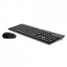 Комплект клавиатура + мышь Wireless HP 200 (Z3Q63AA) Black USB
