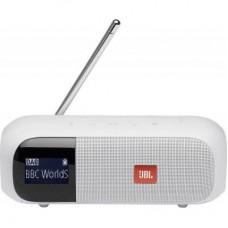 Колонка портативная Bluetooth JBL Tuner 2 White (JBLTUNER2WHT)