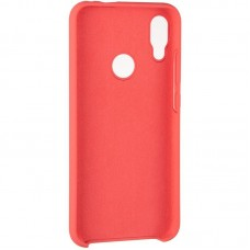 Чехол накладка TPU SK Soft Matte для Samsung N980 Note 20 Rose Red