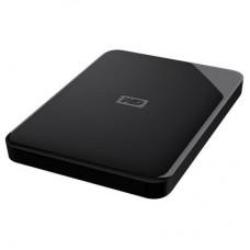 "Внешний жесткий диск HDD 2.5"" USB 3.0 1TB WD Elements SE Black (WDBEPK0010BBK-WESN)"