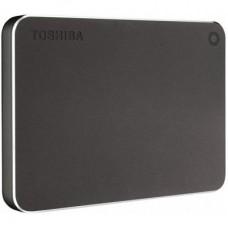 "Внешний жесткий диск HDD 2.5"" USB 3.0 2TB Toshiba Canvio Premium Dark Grey (HDTW220EB3AA)"