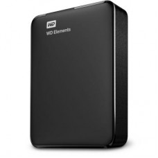 "Внешний жесткий диск HDD 2.5"" USB 3.0 3TB WD Elements Black (WDBU6Y0030BBK-WESN)"
