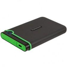 "Внешний жесткий диск HDD 2.5"" USB 3.1 2TB Transcend StoreJet 25M3 Iron Grey Slim (TS2TSJ25M3C)"