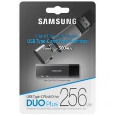 Флешка USB 3.1 256GB Type-C Samsung Duo Plus Grey (MUF-256DB/APC)