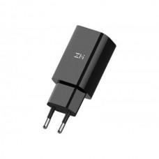 Адаптер сетевой ZMI QC3.0 1USB 2.5A Black (HA612)