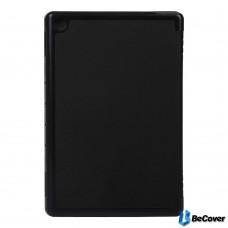 Чехол книжка PU BeCover Smart для Huawei Mediapad M5 Lite 10 Black (702959)
