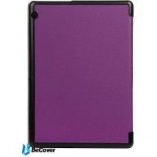 Чехол книжка PU BeCover Smart для Huawei Mediapad T3 10 Purple (701511)