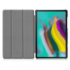 Чехол книжка PU BeCover Smart для Samsung Tab S5e T720 T725 Butterfly (704299)