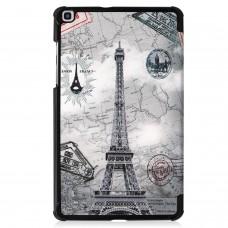 Чехол книжка PU BeCover Smart для Samsung Tab S5e T720 T725 Paris (704304)