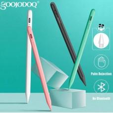 Стилус для планшета Apple iPad 2018-2021 Goojodoq 10 Gen Magnetic Type-C 1mm White