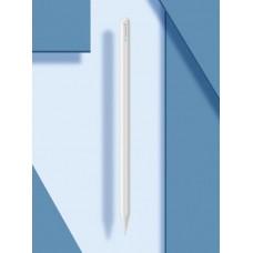 Стилус для планшета Apple iPad 2018-2021 Goojodoq 12 Gen Magnetic 0.6mm White
