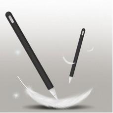 Чехол TPU SK для стилуса Apple Pencil 2 Goojodoq 12 Gen Black