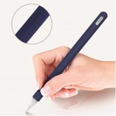 Чехол TPU SK для стилуса Apple Pencil 2 Goojodoq 12 Gen Blue