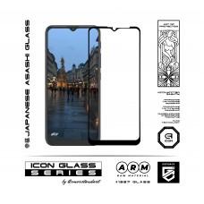 Защитное стекло Armorstandart Icon Full Glue для Motorola One Fusion Plus Black (ARM57652)