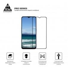Защитное стекло Armorstandart Pro Full Glue для Vivo V20 SE Black (ARM57591)