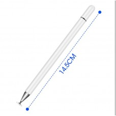 Стилус универсальный Goojodoq 2 Gen Plus Capacitive Point White
