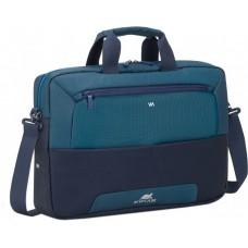 Сумка для ноутбука Rivacase 7737 Steel Blue 15.6