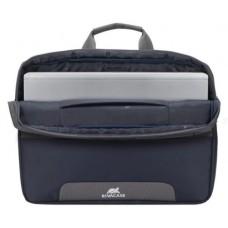 Сумка для ноутбука Rivacase 7737 Steel Blue/Grey 15.6