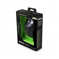 Мышь Esperanza MX403 Apache (EGM403B) Black/Blue USB