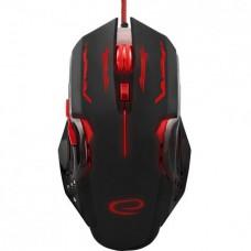 Мышь Esperanza MX403 Apache (EGM403R) Black/Red USB