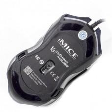 Мышь iMice V5/07163 Black USB