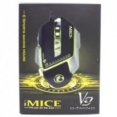 Мышь iMice V9/07164 Black USB