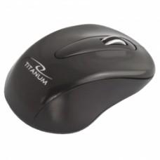 Мышь Wireless Esperanza Titanum TM104K Black USB