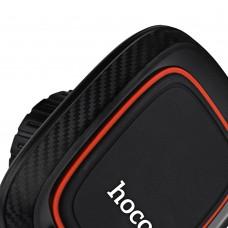 Автодержатель Hoco CA24 Magnetic присоска + на торпедо Black