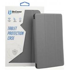 Чехол книжка PU BeCover Smart для Lenovo Tab M10 Plus TB-X606 Gray (705218)