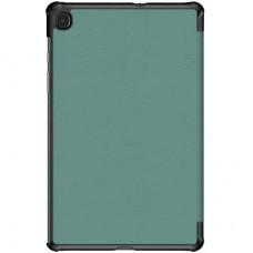 Чехол книжка PU BeCover Smart для Samsung Tab S6 Lite P610 P615 Dark Green (705214)