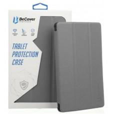 Чехол книжка PU BeCover Smart для Samsung Tab S6 Lite P610 P615 Gray (705215)