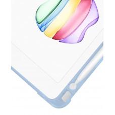 Чехол книжка PU BeCover Soft Edge для Apple iPad Air 10.9 2020 Light/Blue (705537)
