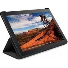 Чехол книжка PU Lenovo Folio Case and Film для Lenovo Tab M10 TB-X505 Black (ZG38C02761) + пленка