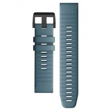 Ремешок TPU Garmin QuickFit 22mm для Garmin Fenix 6 Blue (010-12863-03)
