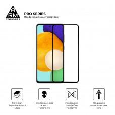 Защитное стекло Armorstandart Pro для Samsung A52 A525 Black (ARM58358)